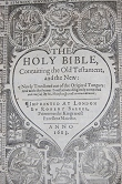 Click Here -KJV 1613 Title Page - Ask for the old paths, where is the good way!