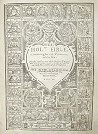 Click Here -KJV 1620 Title Page - Ask for the old paths, where is the good way!