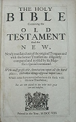 Click Here -KJV 1708 Title Page - Ask for the old paths, where is the good way!