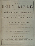 Click Here -KJV 1794 Title Page - Ask for the old paths, where is the good way!