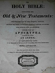 Click Here -KJV 1818 Title Page - Ask for the old paths, where is the good way!