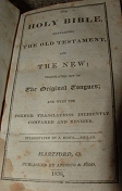 Click Here -KJV 1836 Title Page - Ask for the old paths, where is the good way!