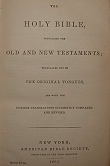 Click Here -KJV 1865 Title Page - Ask for the old paths, where is the good way!